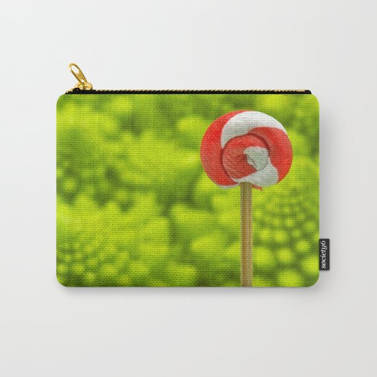 Romanesco Lollipop Carry-All Pouch