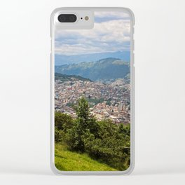 # 244 Clear iPhone Case