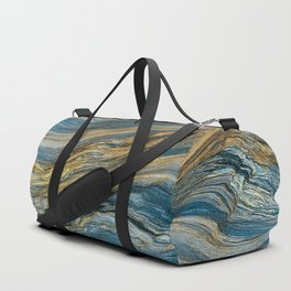 Colorfull stone in section Duffle Bag