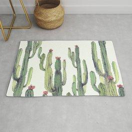 Desert Cactus Rug