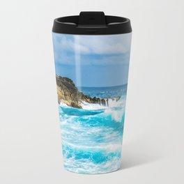 Wild Azur Travel Mug