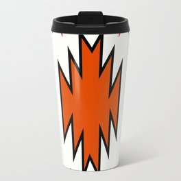 American Native Pattern No. 97 Travel Mug