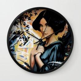""" Immortal Beloved "" Wall Clock"