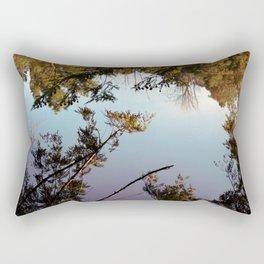 Fish Bowl Seeing Eye Rectangular Pillow