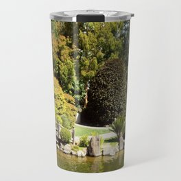 Japanese Gardens 100 0052 Travel Mug
