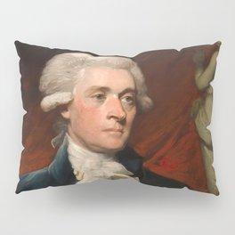"Mather Brown ""Thomas Jefferson"" Pillow Sham"