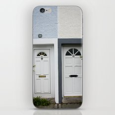 Front Doors iPhone & iPod Skin