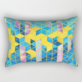 Geometric XXXXXX Rectangular Pillow