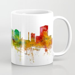 Toledo Ohio Skyline Coffee Mug