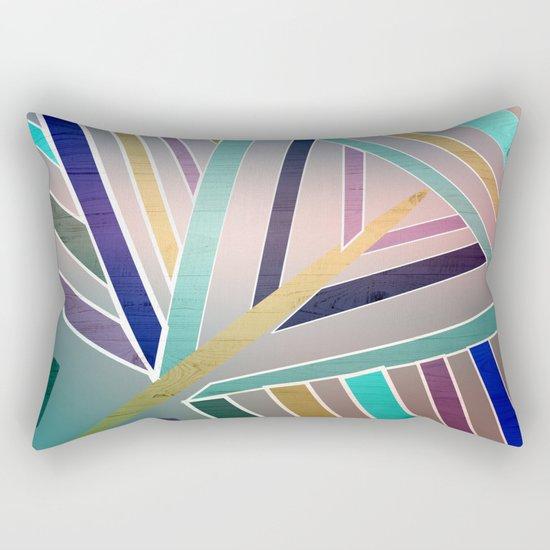 Haphazard Balance Rectangular Pillow