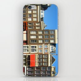 Line Up in Amsterdam. iPhone Skin