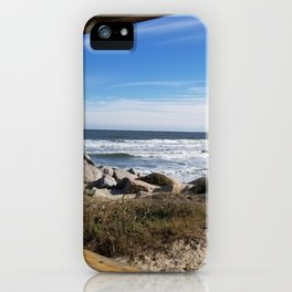 Fort Fisher, Kure beach iPhone Case
