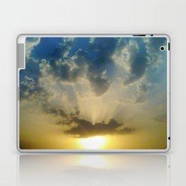 Pushing 'em away Laptop & iPad Skin