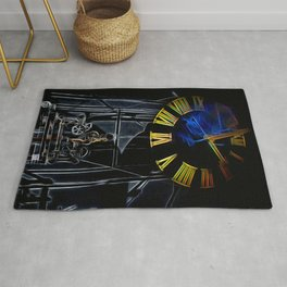 Time collapse Rug