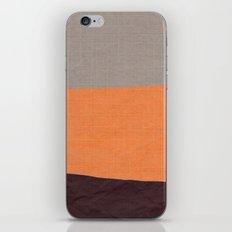 Colors Of Halloween  iPhone & iPod Skin