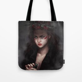 Falling from high places Tote Bag