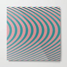 440-500Hz sine wave chirp Metal Print