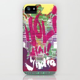 Holi Hai India! iPhone Case