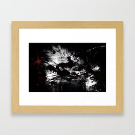 Experimental Photography#8 Framed Art Print