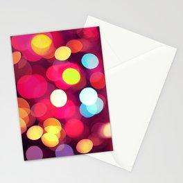Pink Light Stationery Cards