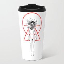 Flowering Travel Mug