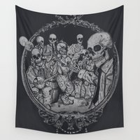 occult Wall Tapestries featuring An Occult Classic by Dega Studios