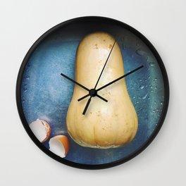 madonna + child Wall Clock