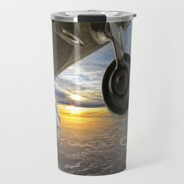 Airbus A-340 Travel Mug
