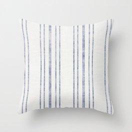 AEGEAN MULTI STRIPE Throw Pillow