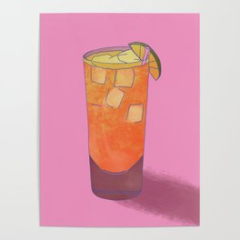 Gin and Tonic Poster