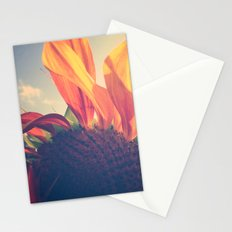 Sunflower 1 Stationery Cards
