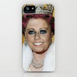 The Queen iPhone Case