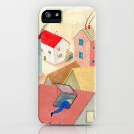 Les fenêtres magiques iPhone Case