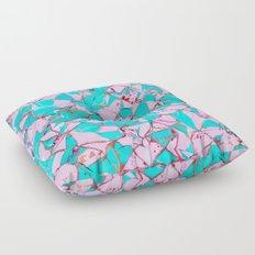 Broken glass Floor Pillow