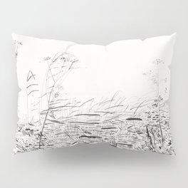 Cow-parsley in Osdorp Pillow Sham