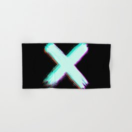 The X Hand & Bath Towel