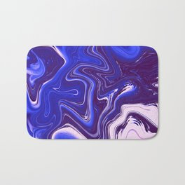 Liquid Neon Bath Mat