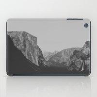 yosemite iPad Cases featuring Yosemite by sunandlifephotography