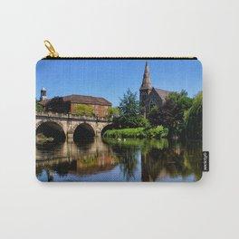 English Bridge Shrewsbury Carry-All Pouch