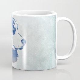 English Cocker Spaniel Dog Digital Art Coffee Mug