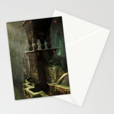 Losted Temple Stationery Cards