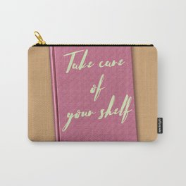 Thinking of you & your books Carry-All Pouch