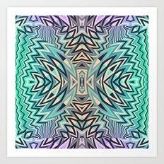 Mix #607 Art Print