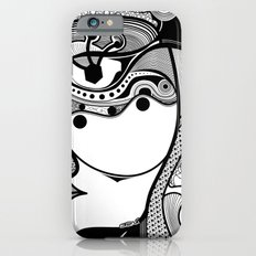 Warmi face iPhone 6s Slim Case