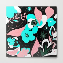 Naturshka 37 Metal Print