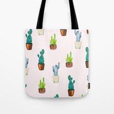 Cactus Formation #society6 #decor #buyart Tote Bag