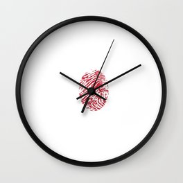 It's In My Dna Japan Flag Japanese Distressed Gift Wall Clock