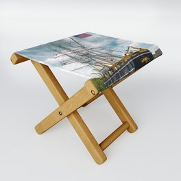 The Last Ship Folding Stool