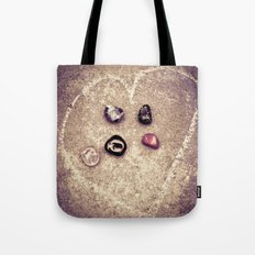 The Five of Us Tote Bag