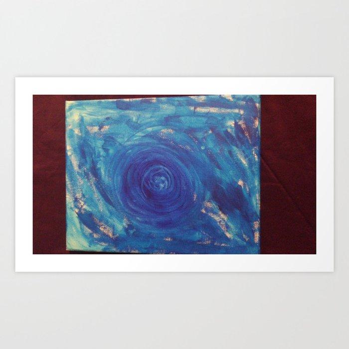 """A Sun Without Color"" Art Print"